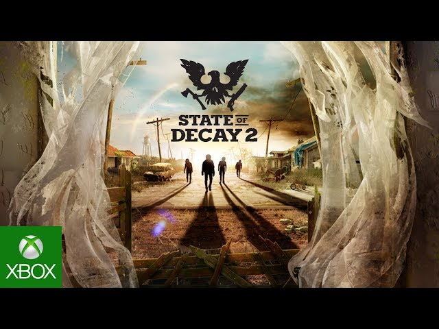 State of Decay 2 - Best Xbox Game of E3 2017 - Nominee