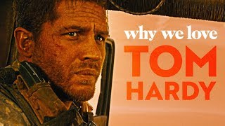 Tom Hardy Is Just Getting Started