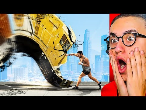 WORLD'S HARDEST GTA 5 TRY NOT TO BE IMPRESSED CHALLENGE!