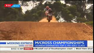 Kenya, Tanzania and Uganda participate in motocross championship