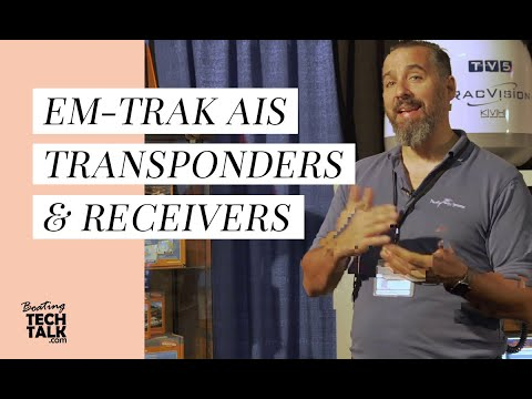 Vancouver Boat Show 2020 - AIS Transponders and Receivers