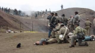 Fort fisher reenactment 9 - Video Youtube