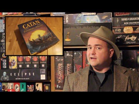 The Discriminating Gamer: Catan: Explorers & Pirates, 5th Edition