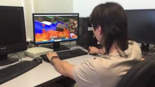 Minecraft на микропроцессоре Эльбрус-4С