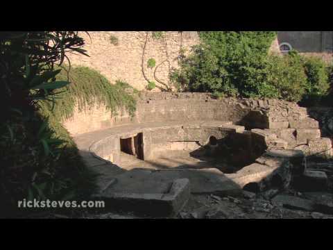 Provence, France: Pont du Gard and Nîmes
