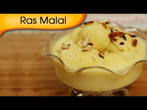 Ras Malai – Popular Indian Sweet Dessert Recipe By Ruchi Bharani