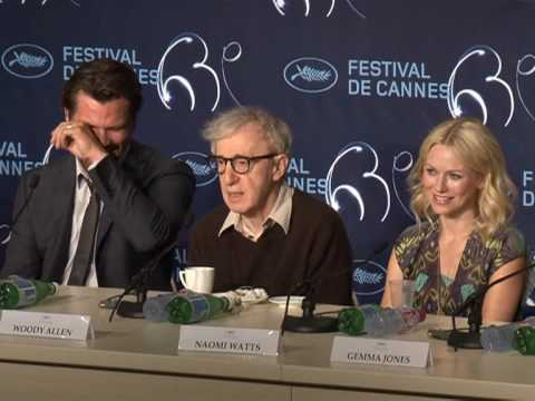 Cannes Presents: 'You Will Meet a Tall Dark Stranger'