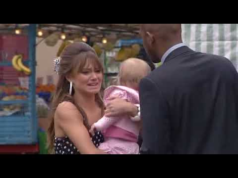 EastEnders - Terry Bates Beats Up Jase Dyer (25th July 2008)