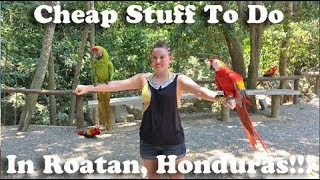 Dirt Cheap - Roatan, Honduras (West End and West Bay)