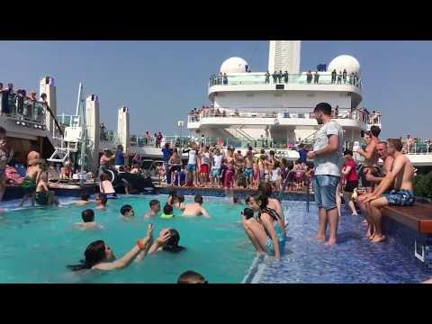 BRITANNIA 2017 – B721 Mediterranean Cruise