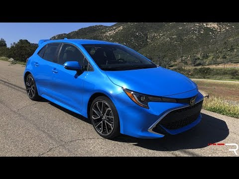 2019 Toyota Corolla XSE 6-Speed – A New Hot Hatch On The Block?