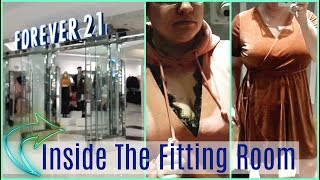 Inside The Fitting Room (PLUS SIZE)   Forever21 & Forever21+