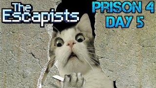 The Escapist Prison 4 Day 5 - Good News