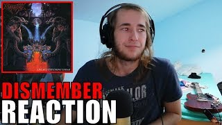 """DISMEMBER """"In Death's Sleep"""" 