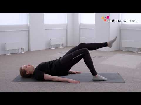 Реабилитация после повреждения связок колена — Упражнения