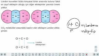 Eğitim Vadisi TYT Kimya 5.Föy Türler Arası Etkiletişimler (Zayıf Etkileşimler, Fiziksel ve Kimsayal Etkileşimler) Konu Anlatım Videoları