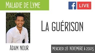 MON INTERVIEW POUR LE DROIT DE GUÉRIR