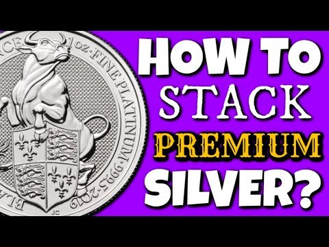 Best Strategy to BUY High Premium Silver!