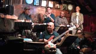 Watermelon Man -  Fred Wesley Trombone & Ernie Fields Jnr Jam With The China Coast Jazzmen