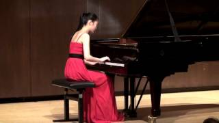 Tiffany Poon plays Haydn Sonata No.53 in E Minor, Hob XVI:34