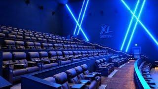Exclusive Palms Theatres & IMAX Video Tour