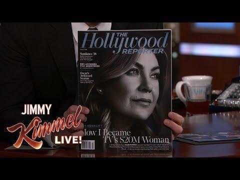 Ellen Pompeo on Becoming TV's 20 Million-Dollar Woman
