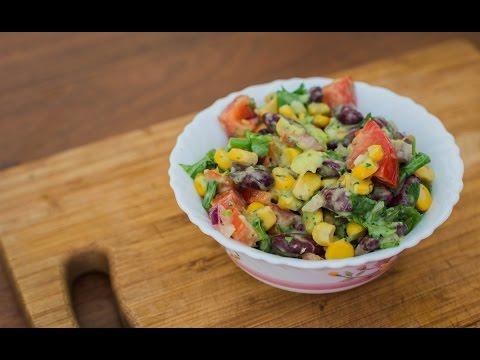 БОМБА салат, веганы потекут, мясоеды стороной обойдут