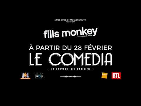 vidéo youtube FILLS MONKEY