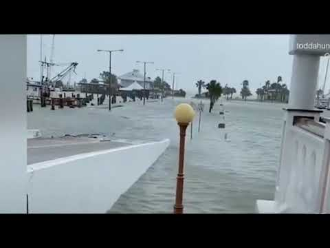 HANNA HAMMERS SOUTH TEXAS! Unleashes Extensive Flooding and Mass Power Outages!