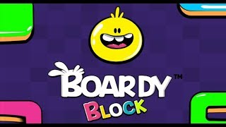 BoardyBlock [Android/iOS] Gameplay ᴴᴰ