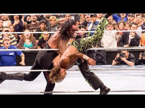 , title : 'The Undertaker wins the 2007 Royal Rumble Match'