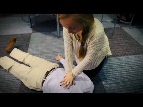CPR Training: BEST CPR Video Ever