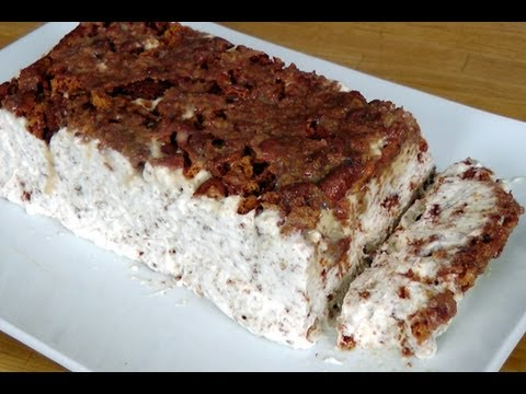 Tortoni Ice Cream Cake Recipe – by Laura Vitale – Laura in the Kitchen Episode 190
