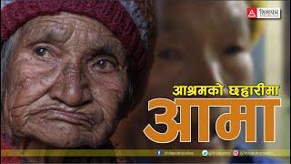 ९५ वर्षीयको सडकको वासः यसरी गरियो उद्धार