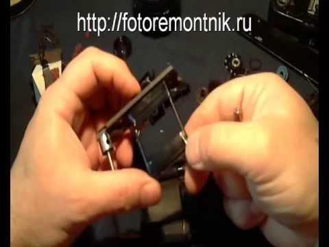 Ремонт фотоаппарата Зенит ЕТ. Фоторемонт. Ремонт пленочных (ретро) фотоаппаратов выпущенных в СССР.