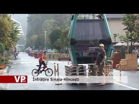 Înfrățire Sinaia-Hîncești