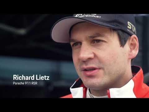 2017 WEC Shanghai Porsche Qualifying