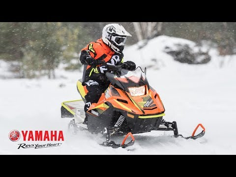 2019 Yamaha SnoScoot ES in Tamworth, New Hampshire - Video 1