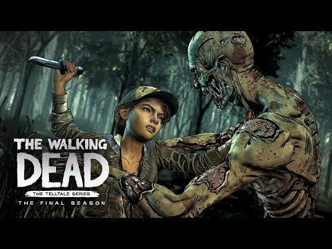 The Walking Dead: The Final Season - E3 2018 Teaser Trailer thumbnail