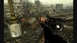 Fallout 3 Weapon Mods (Recoil, Ironsight,    ) - Most