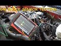 How To Diagnose GM Knock Sensors - P0327 & P0332