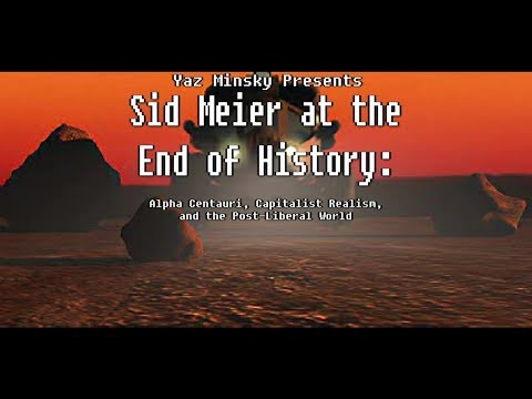 Sid Meier at the End of History: the Philosophy and Politics of Alpha Centauri