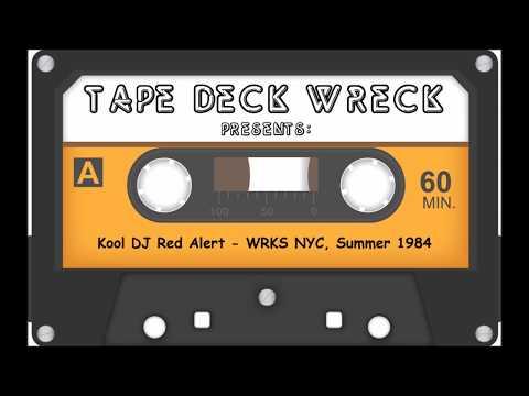 Kool DJ Red Alert – WRKS NYC Summer 1984