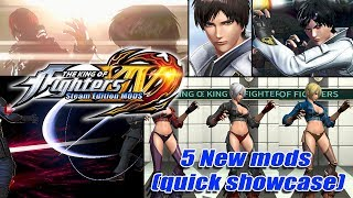 the king of fighters xiv steam edition mods - Free Online Videos