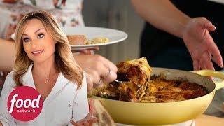 Lasanha Saborosa De Fácil Preparação Na Panela | Giada Faz A Festa | Food Network Brasil