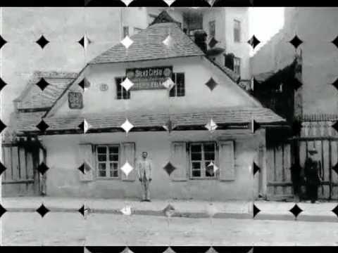 Stary Lwow! Chor Eryana - Srulek (piosenka zydowska), ca 1933.avi
