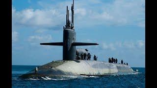 Подводники обнаружили странный объект скорость которого 300 км. час.  Что скрывает мировой океан?