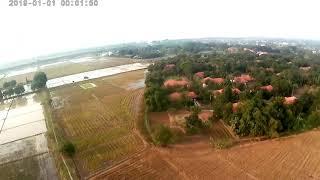 Drone mjx b3 . edisi angin kencang