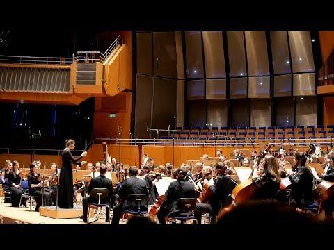 HHU - Uniorchester spielt Berlioz in der Tonhalle D'dorf 2018