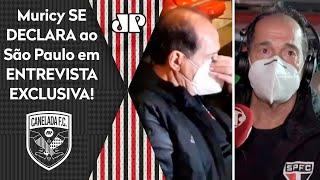 Muricy chora e se declara ao São Paulo após título sobre o Palmeiras